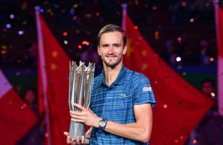 Soaring star Medvedev resuscitates Russia's tennis expectations