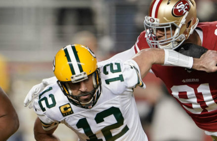 49ers Defense shows – 'Aaron Rodgers', and the NFL, that they're Football's Best