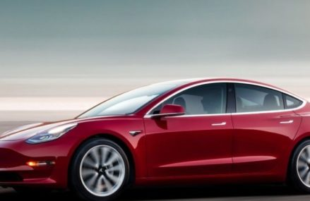 'Tesla's Model 3 and S' are once again recommended by Customer Reports