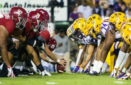 Alabama, LSU fight has major implications on numerous fronts