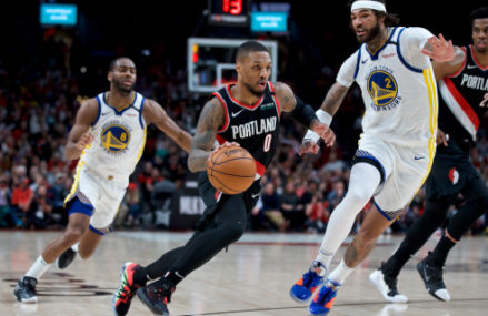 Warriors have lost 10 straight overtime games subsequent to falling to Blazers