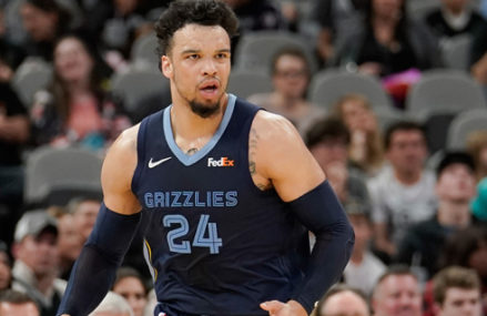 Grizzlies' Dillon Brooks savors the opportunity to play Andre Iguodala after a trade