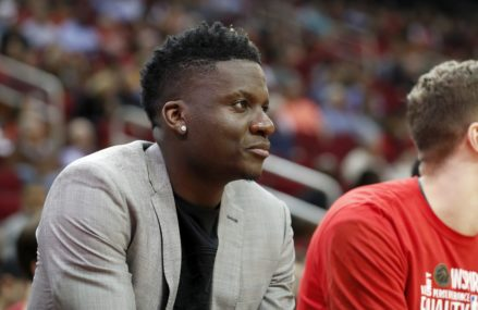 Hawks' Clint Capela to miss at least 2 additional weeks with a heel injury